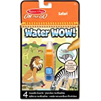 Melissa & Doug- Water Wow Safari Juego