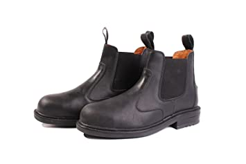 Loveson Emerald Safety Boots  Black Size 65