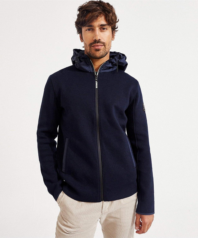 ECOALF CAPITELLO Sweater Man Marineblau