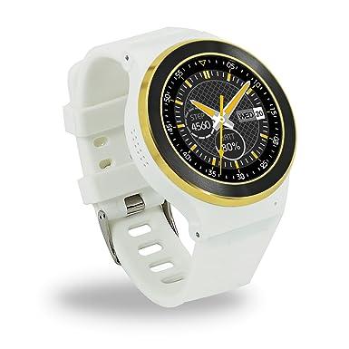 3 G WIFI teléfono reloj, reloj inteligente zgpax S99 – deporte MTK6580 Android 5.1 apoyo