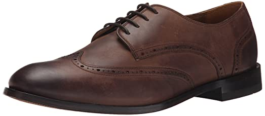 Bostonian Men's Vesey Free Oxford, Brown Leather, ...