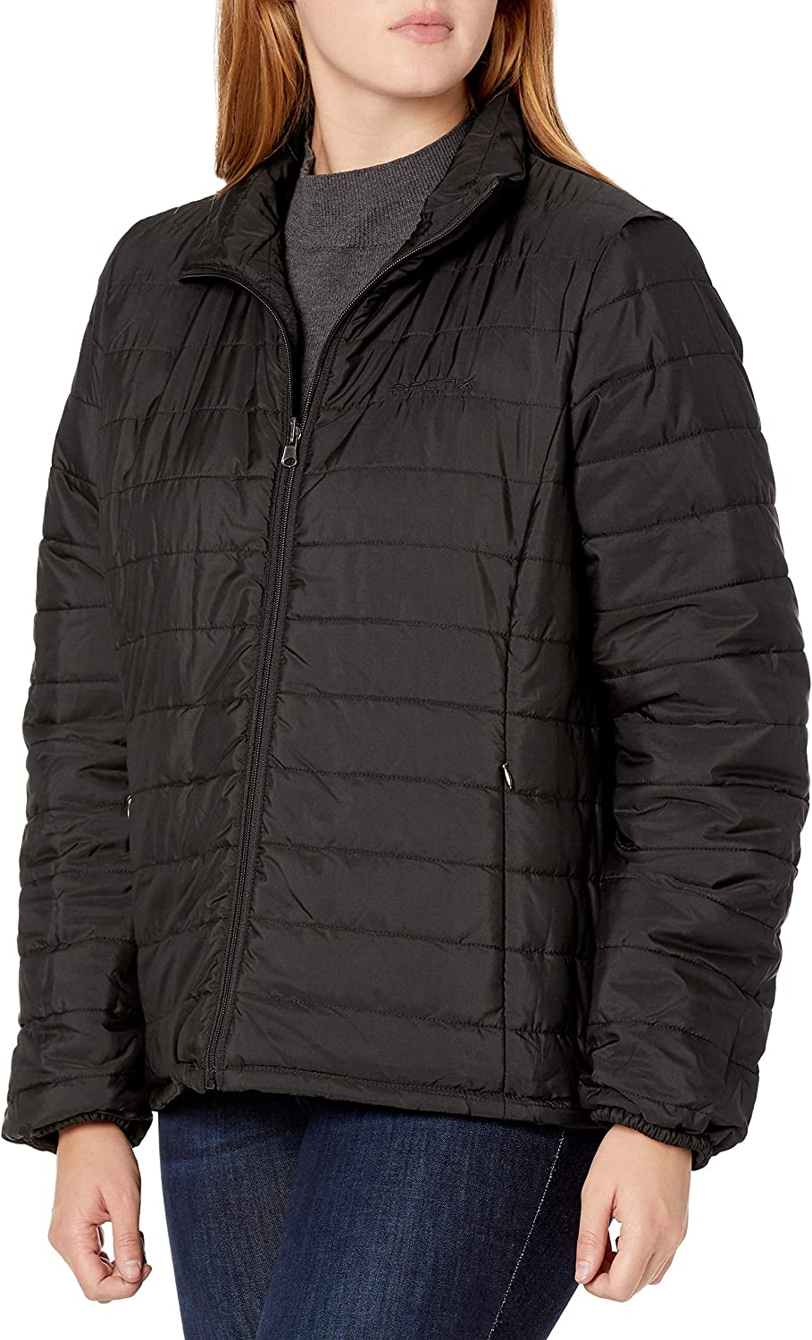 Arctix womens Womens Madison Ultra Lite Reversible Quilted Jacket