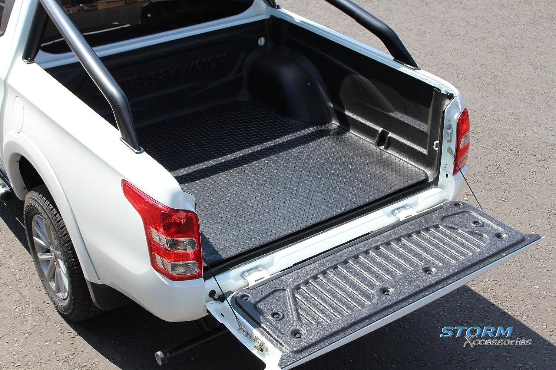 UNIVERSAL CAR VAN TAXI TRUCK HEAVY DUTY RUBBER CAR BOOT MAT FLOOR