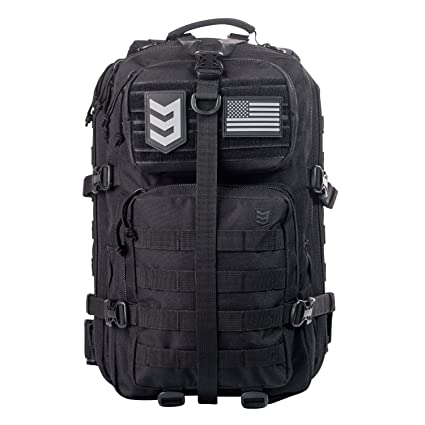 e8a68aaddfe60 3V Gear Velox II Large Tactical Assault Backpack