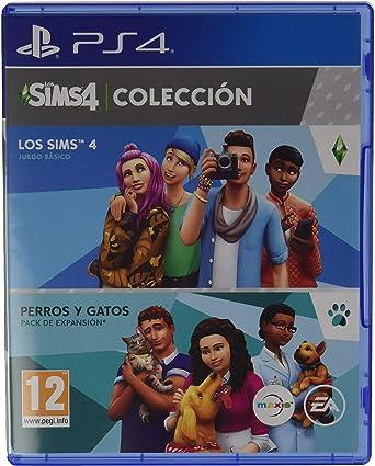 Los SIMS 4 y Perros y Gatos Colección: Amazon.es: Videojuegos
