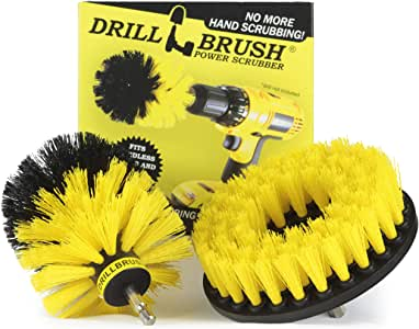 Shower, Tub, and Tile Power Scrubber Brush