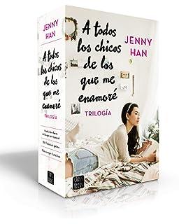 Estuche trilogía A todos los chicos de los que me enamoré (Crossbooks)