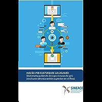 Hacia una cultura de la calidad: Sistematización de la experiencia de seis institutos de educación superior en el Perú (Spanish Edition)
