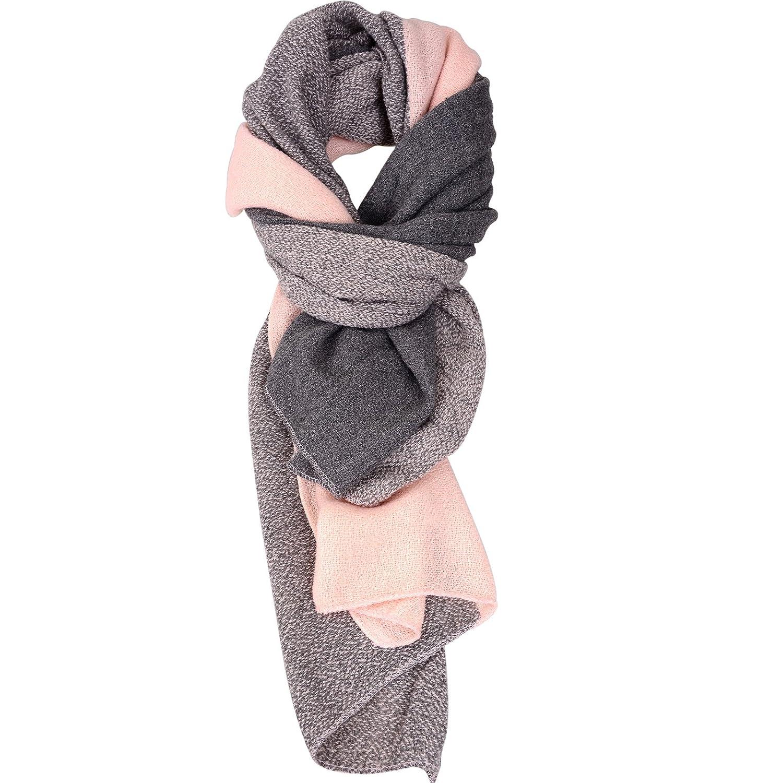 Skyrocket Flying bufanda de mujer cachemira de la bufanda Chales de lana otoño e invierno bufanda larga