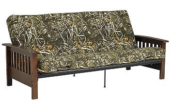 dhp 6 u0026quot  real tree futon mattress full camouflage amazon    dhp 6   real tree futon mattress full camouflage      rh   uedata amazon
