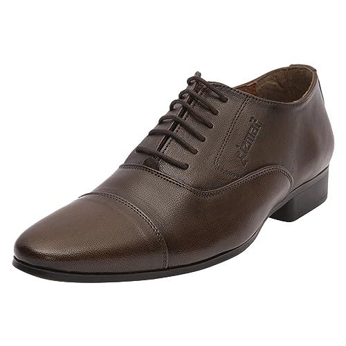6c6e1778abd60 CIZMAR Men's Oxford Antique Leather Formal Shoes