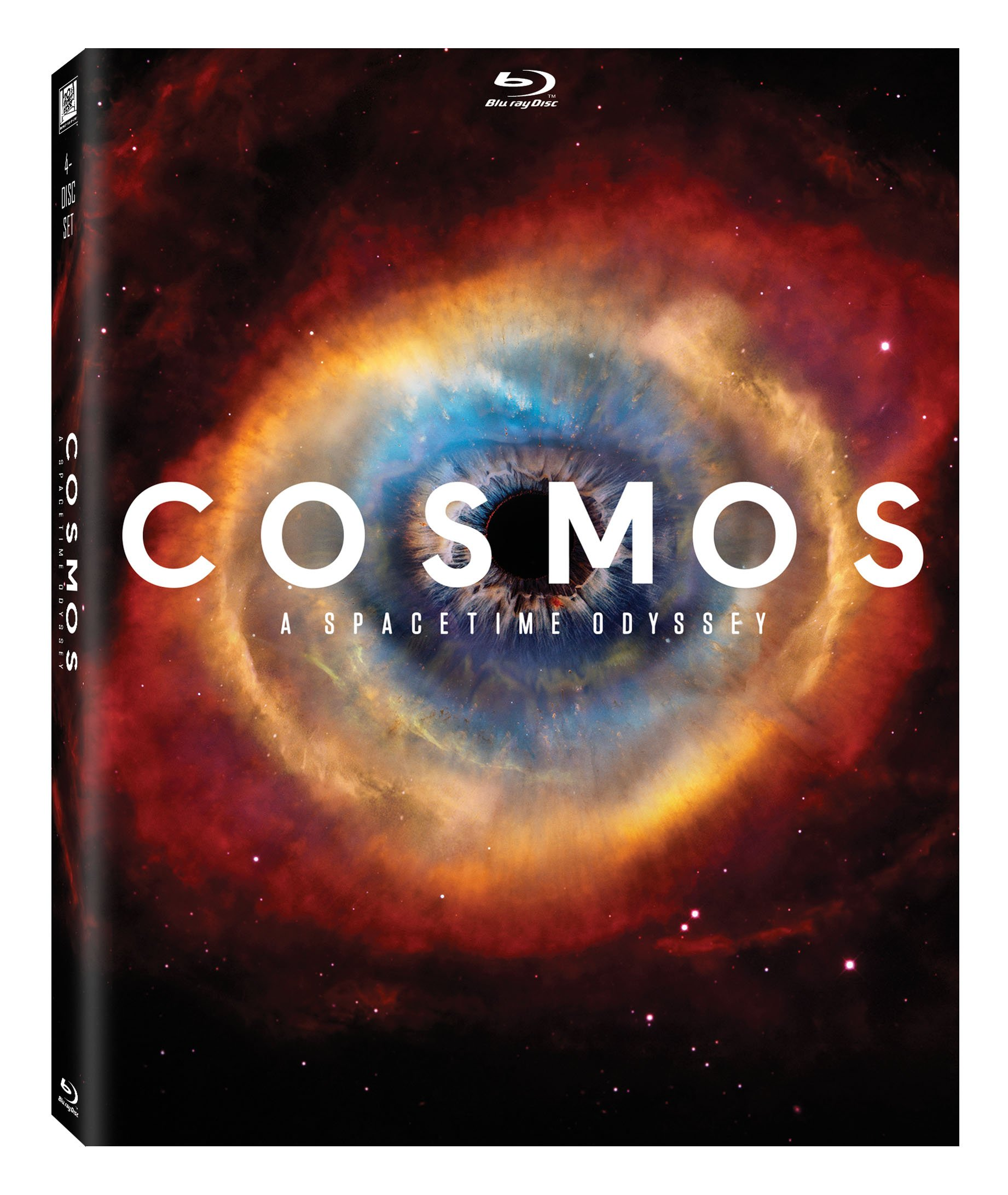Blu-ray : Cosmos: A Spacetime Odyssey (Boxed Set, Widescreen, Digital Theater System, , AC-3)