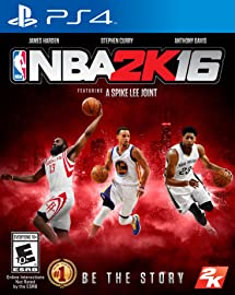 Amazoncom Nba 2k16 Early Tip Off Edition Playstation 4 Video