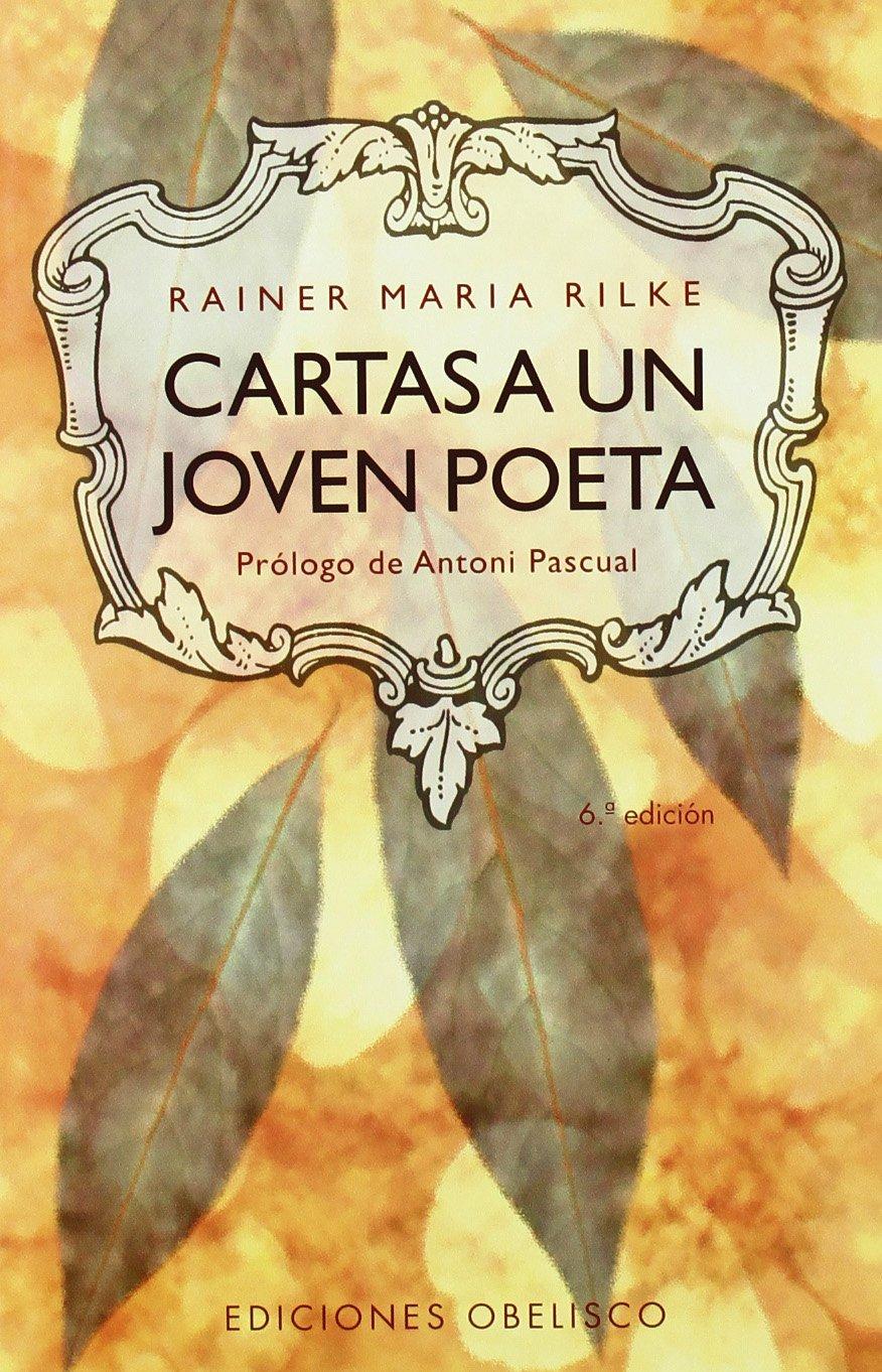 Resultado de imagen de cartas a un joven poeta obelisco ediciones