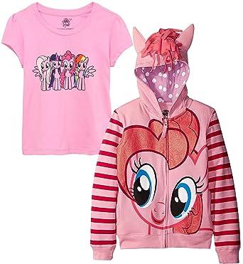 bde4972d5fd8 My Little Pony Toddler Girls  Pinky Pie Hoodie   T-Shirt