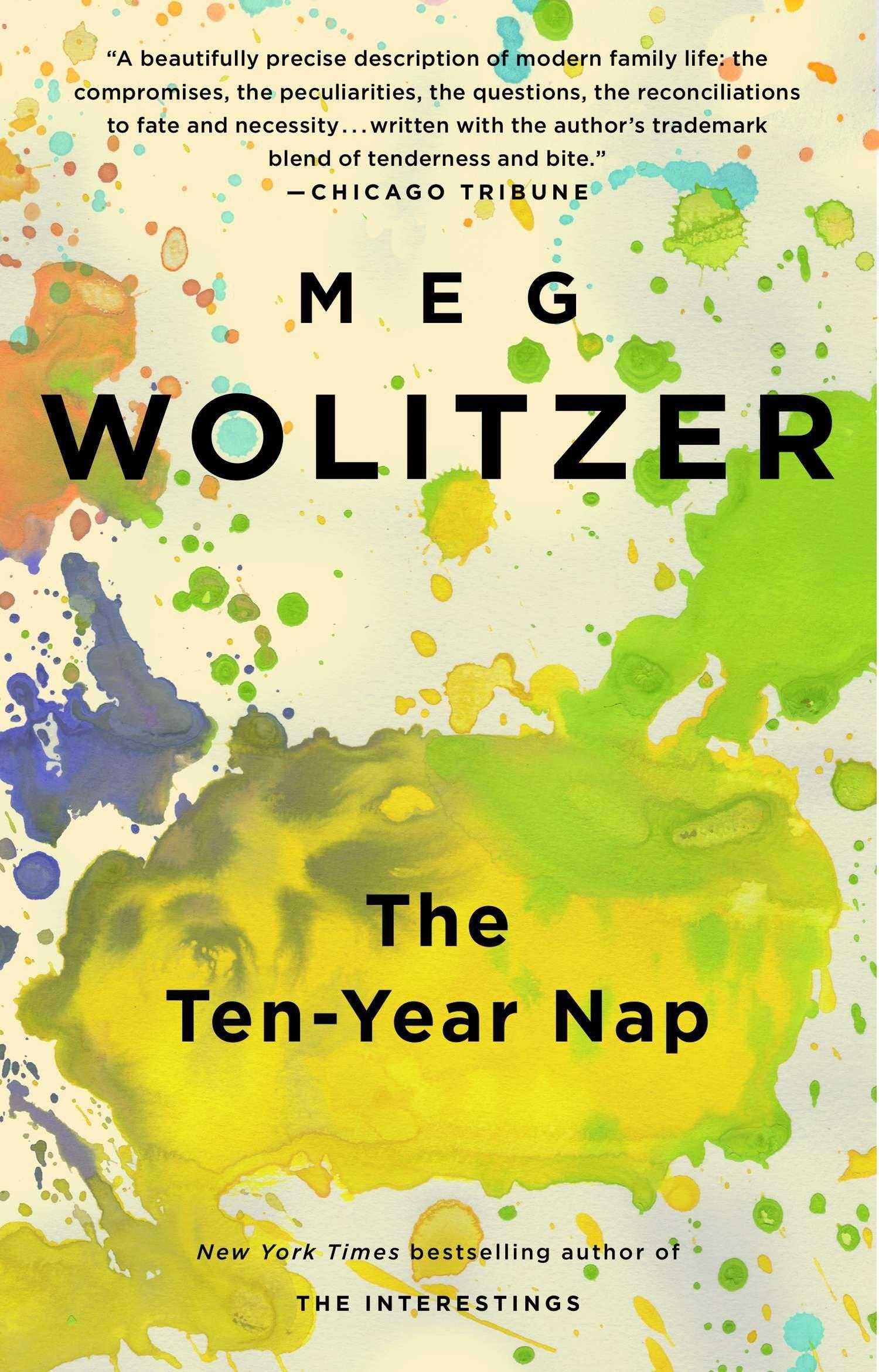 Read Online The Ten-Year Nap pdf epub