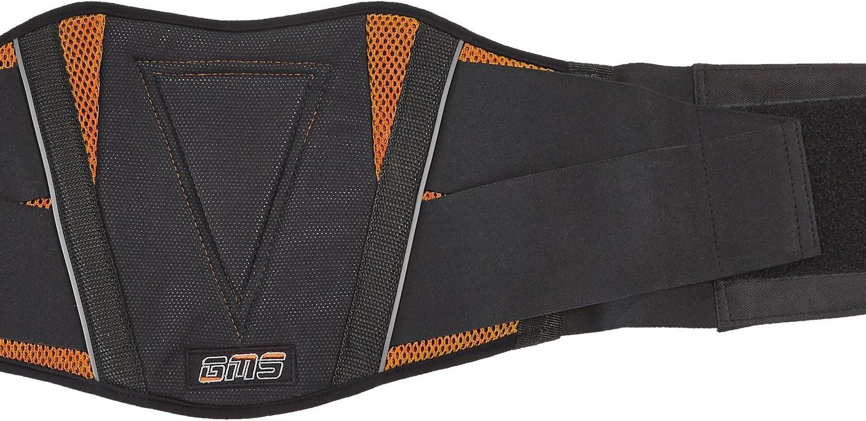 Gr/ö/ße:L Nierengurt Racing schwarz-orange L Farbe:schwarz-orange