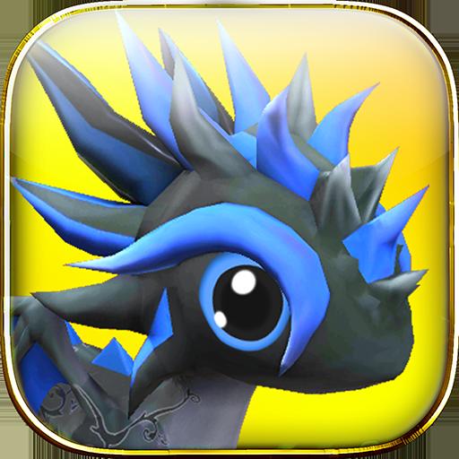 New Fantasy Green - Little Dragon Heroes World Sim