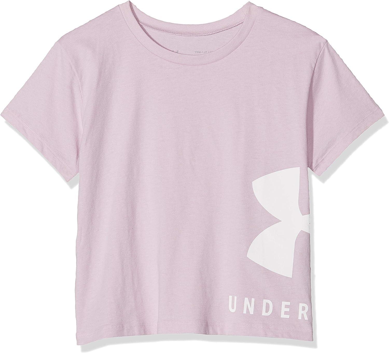 Under Armour Sportstyle tee Camisa Manga Corta Ni/ñas