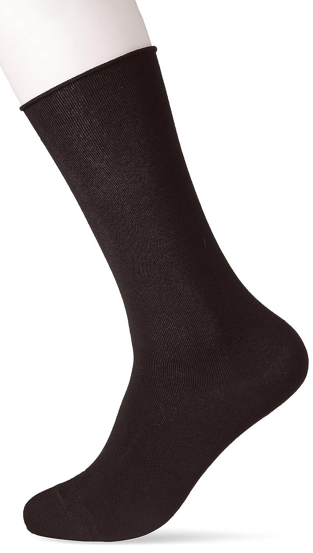 McGregor Women's Bamboo Non-Elastic Sock Black One Size 76347-00