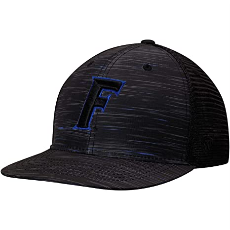 b5c43a20cd682f Top of the World NCAA Men s Florida Gators Frantic Adjustable Hat Black One  Size