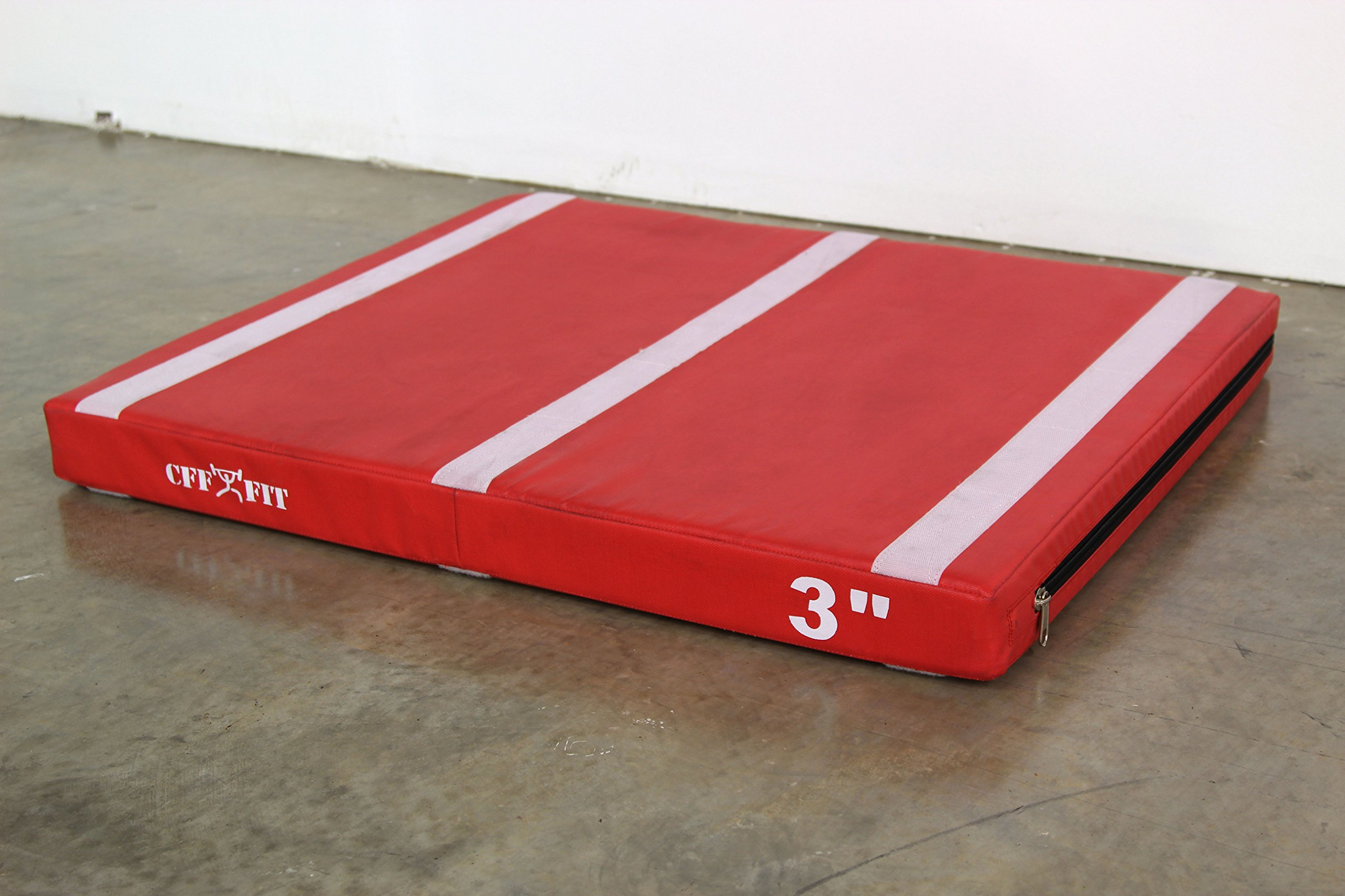 CFF Cushion Plyo Boxes (3 inch) by CFF FIT (Image #1)