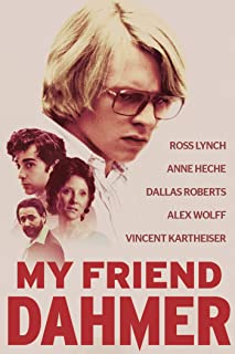 Book Cover: My Friend Dahmer