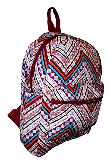 Amazon Sazybee Quilted Womens Backpack Custom Embroidery