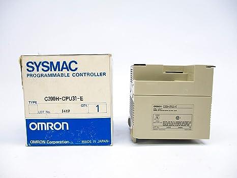 OMRON C200HS-CPU31-E Free Ship