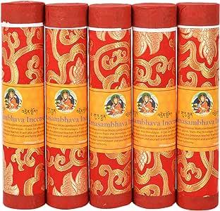 Bermoni Butaneses Aromático Incienso Tibetano de meditación Joss ...