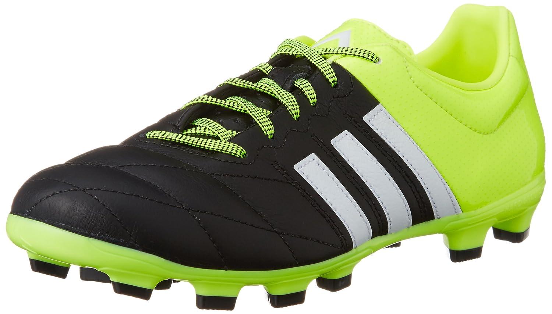 Adidas Herren Sportschuhe Ace 15.3 HG Leder B32807 000 Schwarz 60223