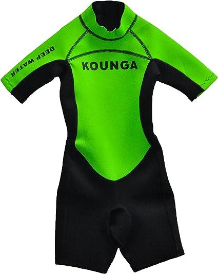 Kounga Deep Water Neoprene Shorty Combinaison