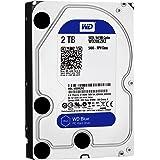 【Amazon.co.jp限定】WD HDD 内蔵ハードディスク 3.5インチ 2TB WD Blue WD20EZRZ/AFP SATA3.0 5400rpm 2年6ヶ月保証 (FFP)