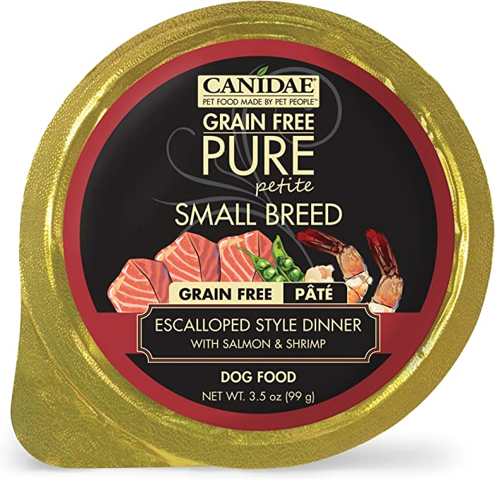 The Best Wet Dog Food Salmon Grain Free