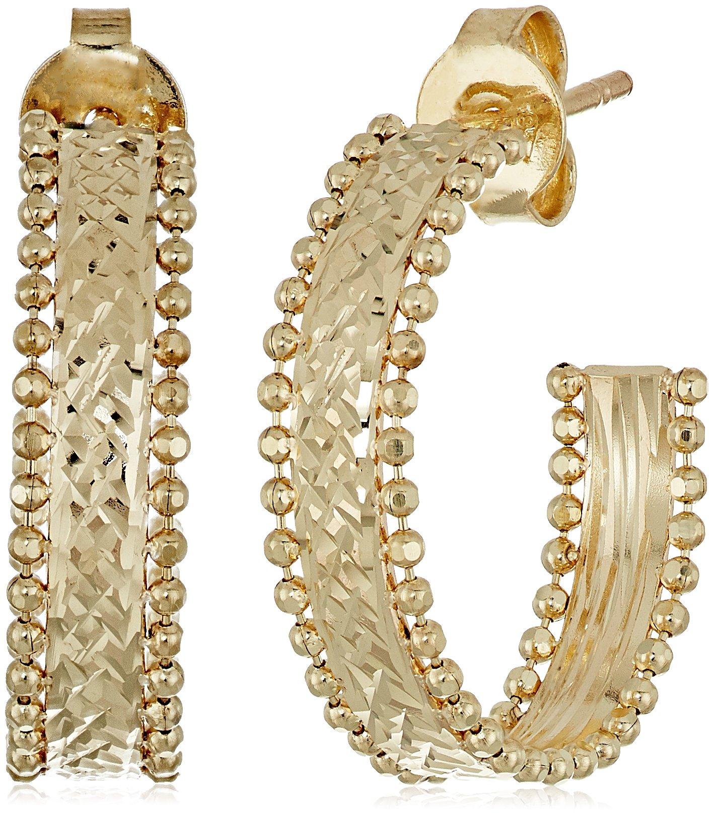 14k Yellow Gold Ear-Cuff
