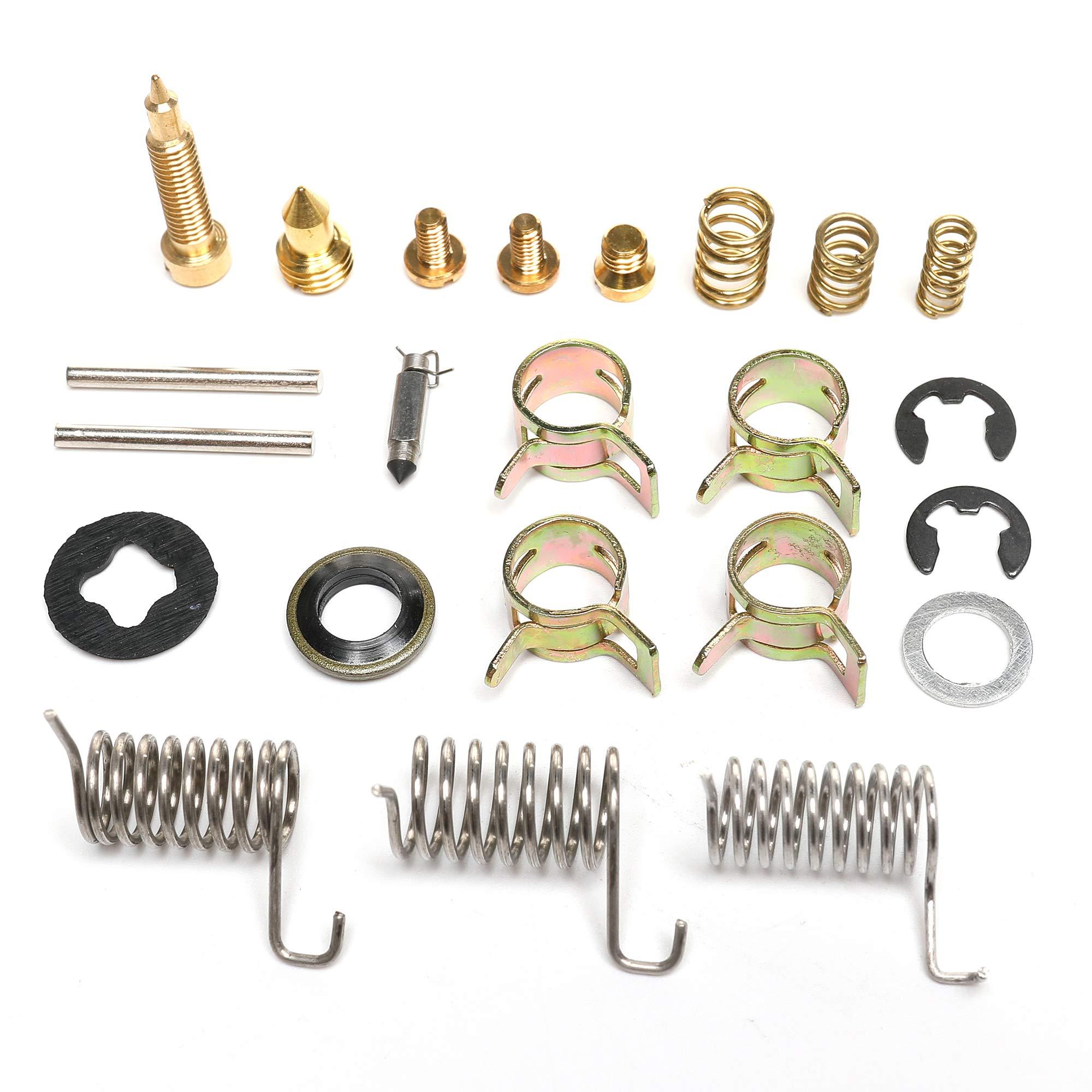 iFJF 18-7750-1 Carburetor Kit For Sierra Mercury Mariner Outboard Motor Replaces 1395-8236354 by iFJF (Image #5)