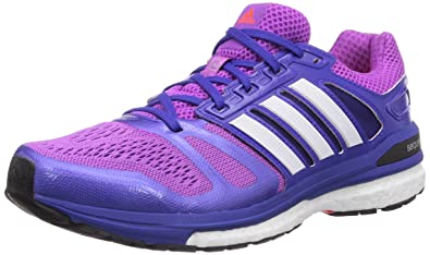 73b176ff954f6 adidas Supernova Sequence 7 Womens Running Sneakers Shoes-Purple-5.5
