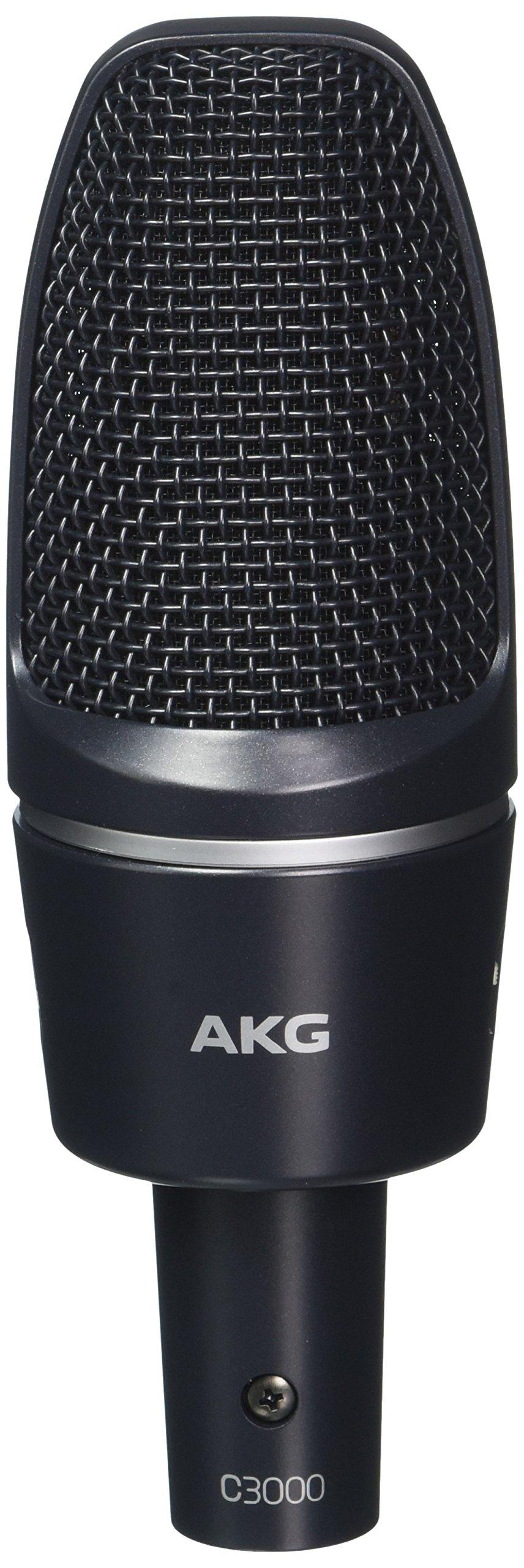 Microfono AKG Pro Audio Multi Purpose Studio Vocal/Instru...