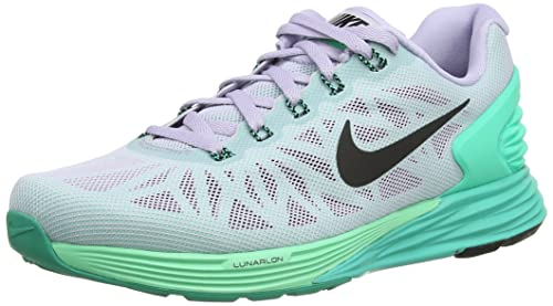 finest selection df655 ed688 NIKE LUNARGLIDE 6 WOMEN S RUNNING SHOES-654434-503-SIZE-6 UK