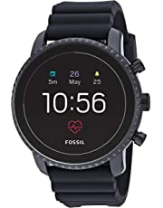 Gen 4 Fossil Smartwatch Explorist HR Negro