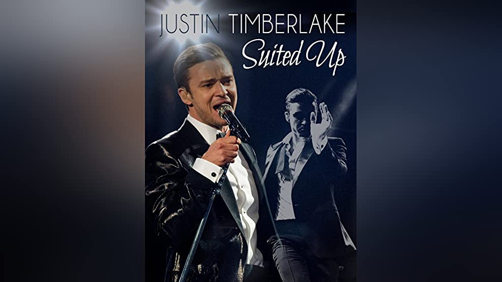 Justin Timberlake: Suited Up