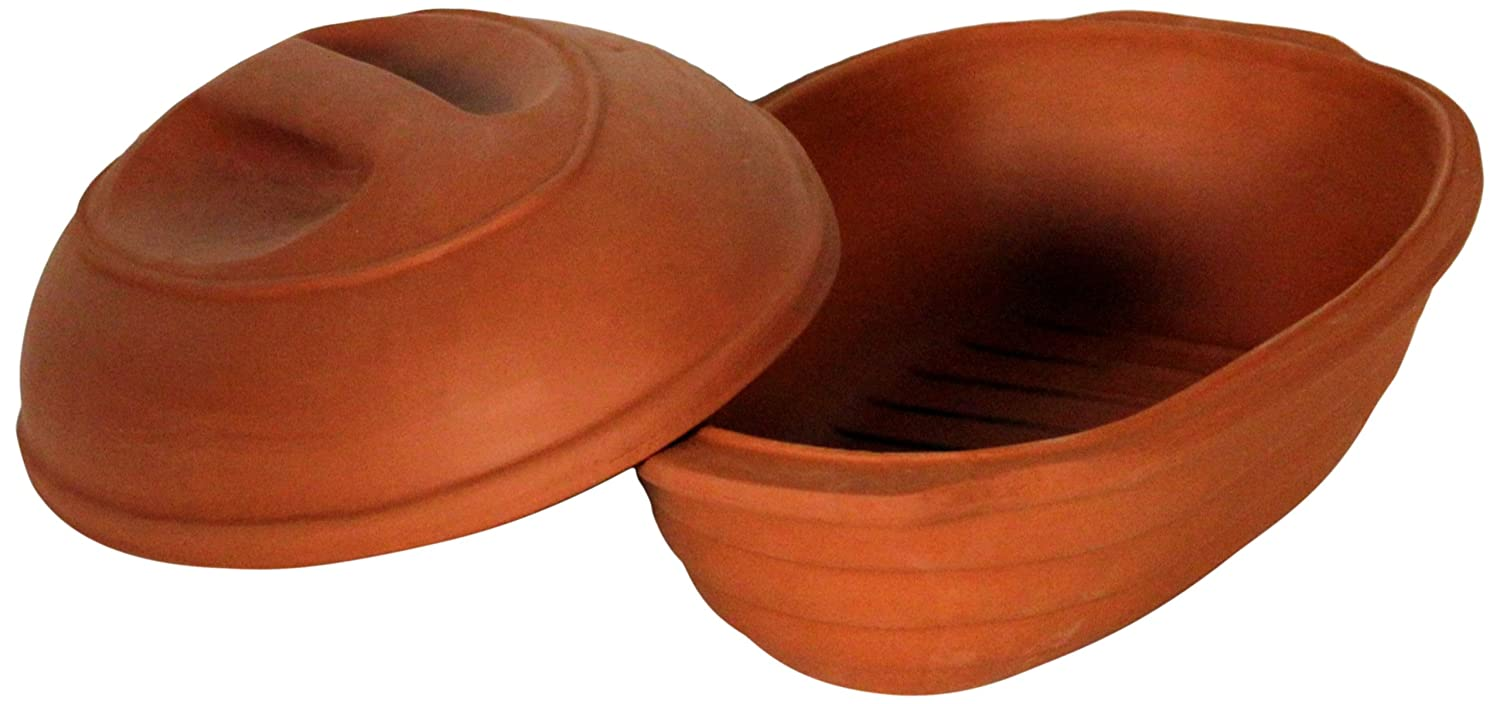 Amazing Cookware Natural Terracotta Chicken Brick SBCH