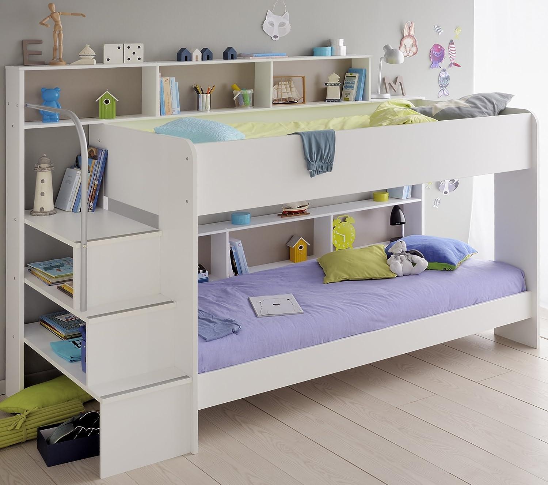 Neu Hochbett Mit Stufen Design
