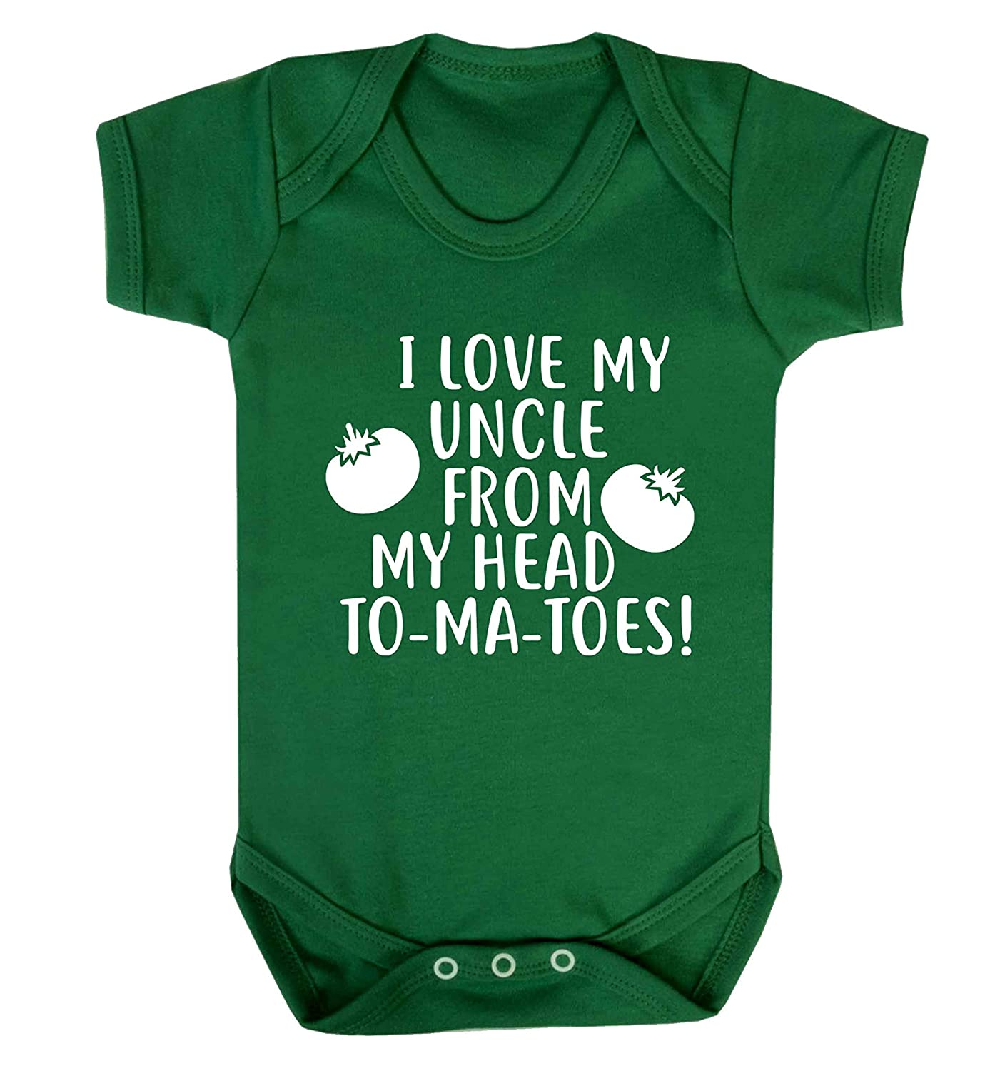 Flox Creative Baby Vest Love Uncle Head to-Ma-Toes