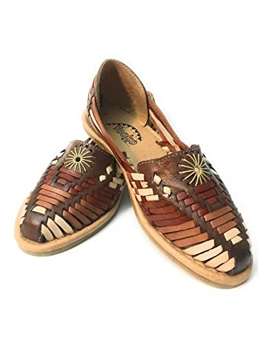 93ebe7e19813d Women s Original Mexican Huarache Sandals. Closed Toe Leather Sandals  (Women s ...