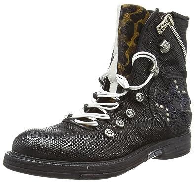 f584e3333be7c1 A.S.98 Damen Gib Biker Boots  Amazon.de  Schuhe   Handtaschen