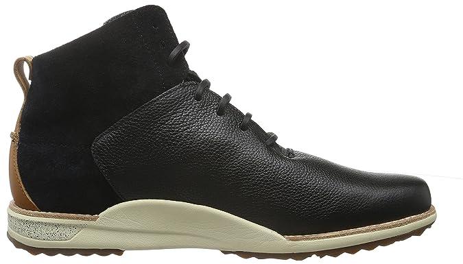 GATLAND, Sneakers Basses Homme - Noir - Schwarz (Black Date Palm), 42ohw?