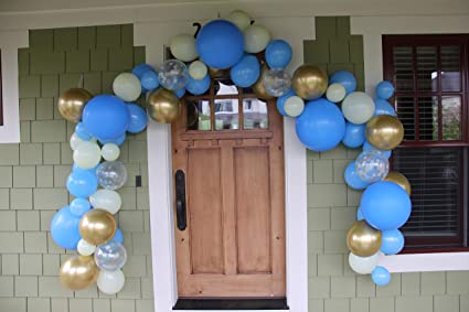 Ivory Latex Balloons Bachelorette Party Balloons Custom Balloons Bachelorette Party Decorations Party Balloons Bridal Shower