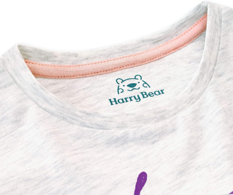 Harry Bear Girls Unicorn T-Shirt