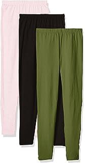 05c8fba340c274 Amazon.com: Fendi Kids Girl's Fur Monster Print Leggings (Big Kids ...